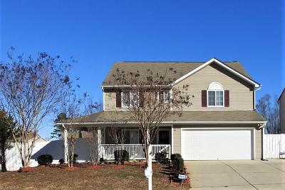 Browns Summit Single Family Home Due Diligence Period: 711 Townsend Farm Drive