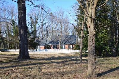 High Point Single Family Home Due Diligence Period: 2201 Gordon Road