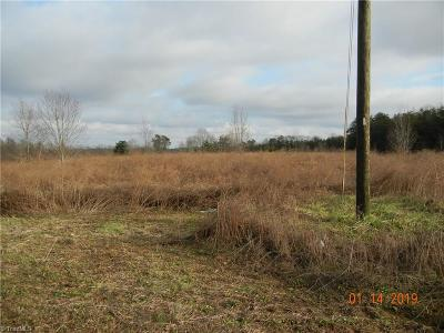 Caswell County Residential Lots & Land For Sale: 00 Green Pasture Lane