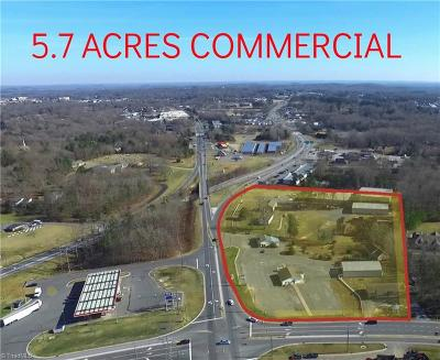 Asheboro Commercial For Sale: 175 Nc Highway 49 S