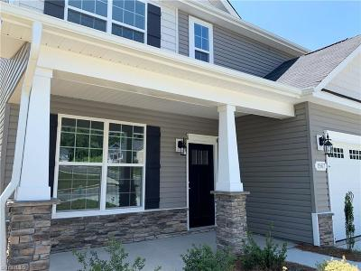 Kernersville Single Family Home For Sale: 1967 Kippen Drive #lot 17