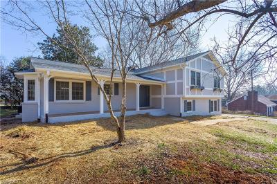Pfafftown Single Family Home Due Diligence Period: 3647 Clinedale Road