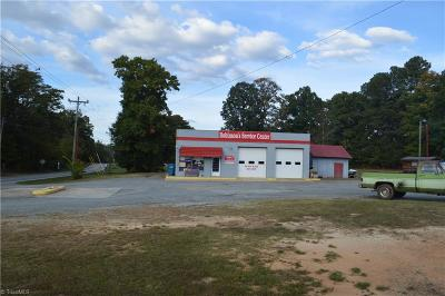 Greensboro Commercial For Sale: 4001 Hicone Road