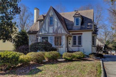 High Point Single Family Home Due Diligence Period: 1109 N Rotary Drive