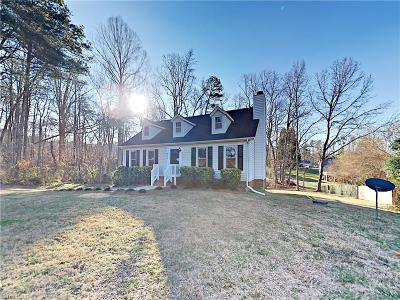 Kernersville Single Family Home For Sale: 4376 Creekridge Lane