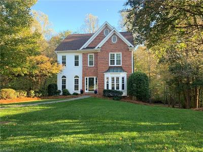 Clemmons Single Family Home For Sale: 135 Whitley Mill Court