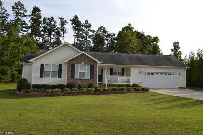 Single Family Home For Sale: 5183 Huff Court