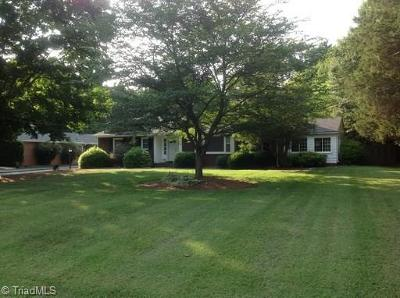 Winston Salem Single Family Home For Sale: 941 Marguerite Drive