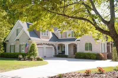 High Point Single Family Home For Sale: 4115 Swansgate Lane