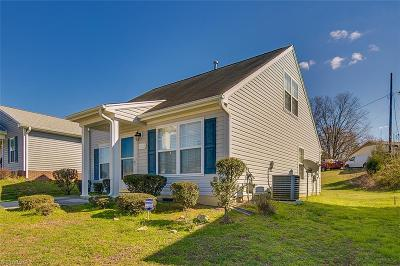 Greensboro Single Family Home For Sale: 1604 Northland Drive