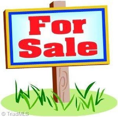 Asheboro Residential Lots & Land For Sale: Johns Ridge Drive