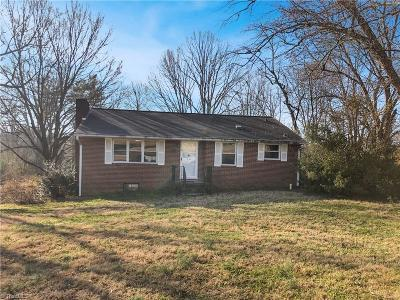 Winston Salem Single Family Home For Sale: 3822 Talcott Avenue