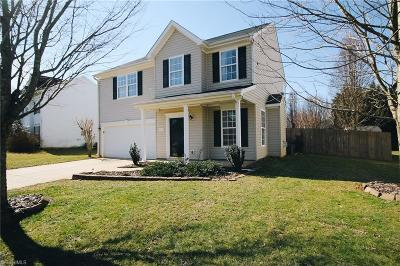 Alamance County Single Family Home Due Diligence Period: 1111 Augusta Drive