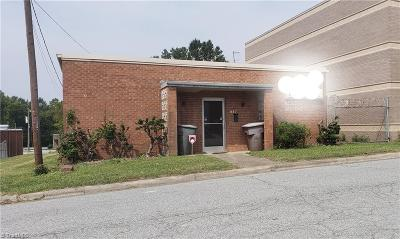 Greensboro Commercial For Sale: 807 Winston Street