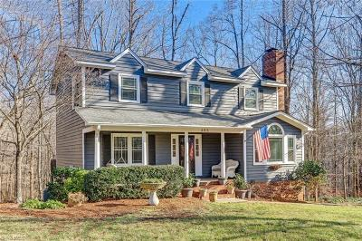 Winston Salem Single Family Home Due Diligence Period: 485 Four Brooks Road