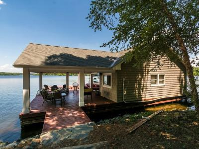 Single Family Home For Sale: 115 Forest Shore Drive