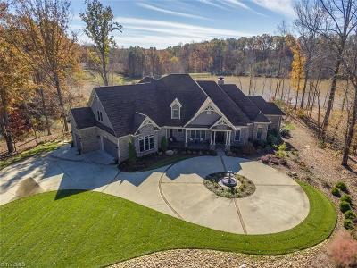 Stokesdale Single Family Home For Sale: 7501 Moores Mill Road