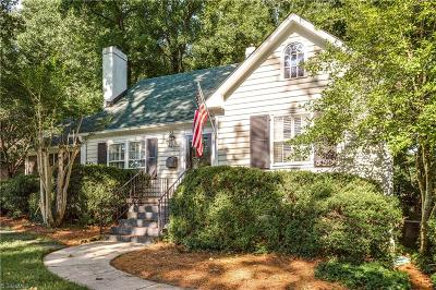 Greensboro Single Family Home For Sale: 2321 Lafayette Avenue