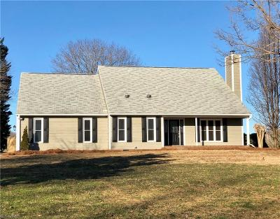 Kernersville Single Family Home For Sale: 1301 Linview Drive