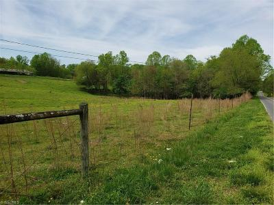 Wilkes County Residential Lots & Land For Sale: 3486 Old 60
