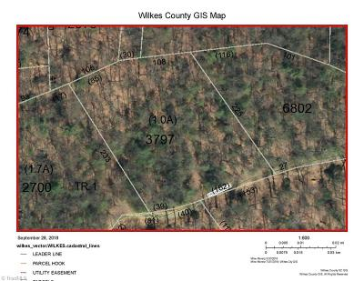 Millers Creek NC Residential Lots & Land For Sale: $12,500