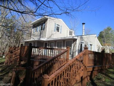 Caswell County Single Family Home Due Diligence Period: 328 Rock Creek Drive