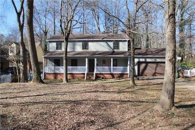 Greensboro Single Family Home For Sale: 217 Green Valley Road