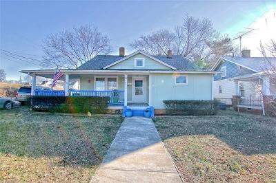 Single Family Home For Sale: 2801 S Main Street
