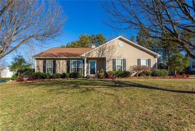 High Point Single Family Home Due Diligence Period: 1701 Crinan Court