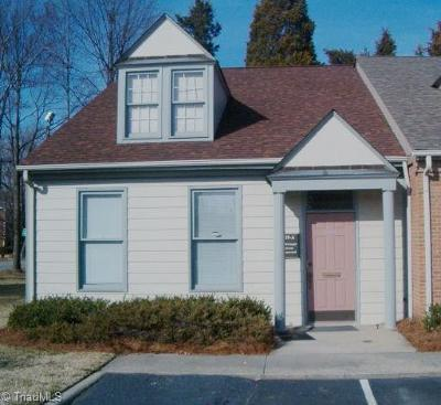 Greensboro Commercial For Sale: 1919 Boulevard Street #A
