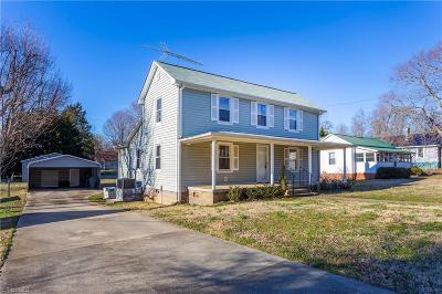 Single Family Home For Sale: 410 S Joyner Street