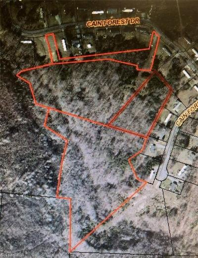 Walkertown Residential Lots & Land For Sale: Cain Forest Court