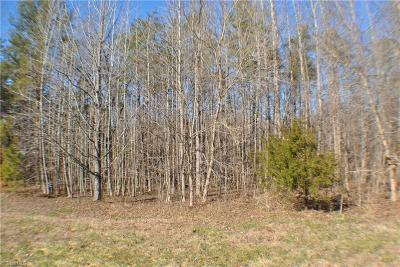 Alamance County Residential Lots & Land For Sale: Lot 5 Isley Road #ISLEY RD