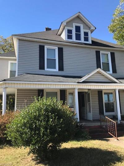 High Point Single Family Home For Sale: 702 Park Street