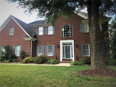 High Point Single Family Home For Sale: 4421 Ashton Oaks Court