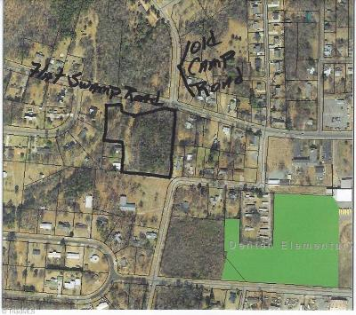 Residential Lots & Land For Sale: Flat Swamp Road