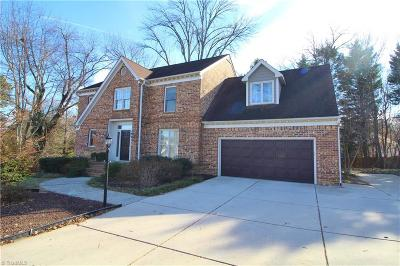 High Point Single Family Home For Sale: 4001 Stillbrook Lane