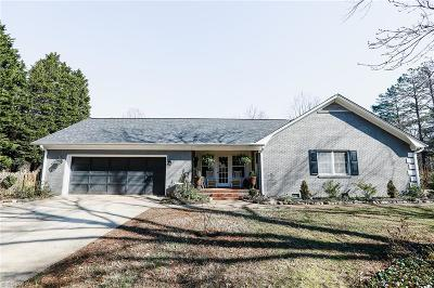 Summerfield Single Family Home For Sale: 4606 Joseph Hoskins Road