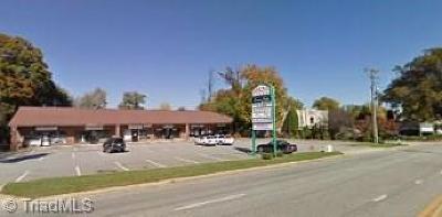 Greensboro Commercial For Sale: 3612 Spring Garden Street