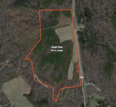 Burlington Residential Lots & Land For Sale: Tract # 2 Pagetown Road