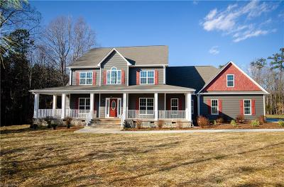 Julian Single Family Home For Sale: 3605 Alamance Church Road
