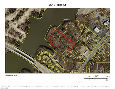 High Point Residential Lots & Land For Sale: 2218 Hilton Court