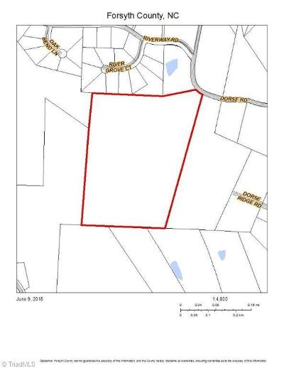 Lewisville Residential Lots & Land For Sale: Tract B Dorse Road
