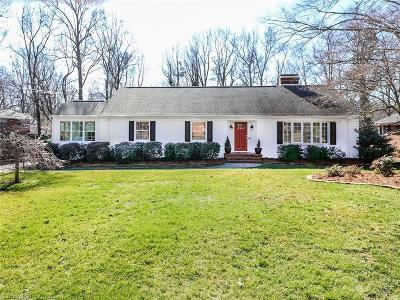 Greensboro Single Family Home Due Diligence Period: 4605 Farrar Drive
