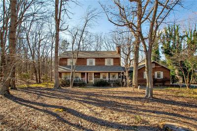 Asheboro Single Family Home For Sale: 1845 Berkley Lane