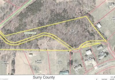 Surry County Residential Lots & Land For Sale: 900/902 S Franklin Road