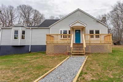 Kernersville Single Family Home For Sale: 546 Hopkins Road