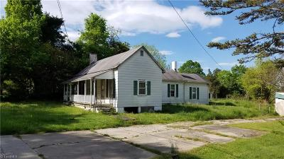Jamestown Single Family Home Due Diligence Period: 514 Oakdale Road