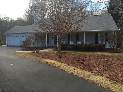 Kernersville Single Family Home For Sale: 1950 Embark Embark Drive
