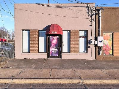 Winston Salem Commercial For Sale: 4221 N Liberty Street